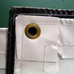 ハトメ加工 サンプル2